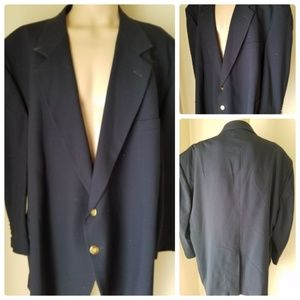 Other - Big & Tall Men's Tailored Formal Suit Jacket